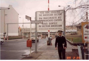 Check Point Charlie 1988